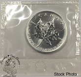 Canada: 2004 $5 1 oz Silver Maple Sealed