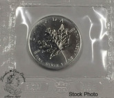 Canada: 2005 $5 1 oz Silver Maple Sealed
