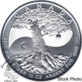 Canada: 2017 $50 Tree of Life 10oz Silver Coin