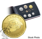Canada: 2017 Specimen Coin Set with Snow Goose Loonie