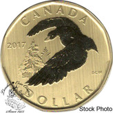 Canada: 2017 $1 Snow Goose Specimen Coin