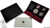 Canada: 2005 Lynx Silver Fraction Coin Set