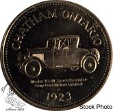 Canada: 1979 Chatham Ontario 1923 20-M Sports Roadster Gray Dort Motors Trade Dollar