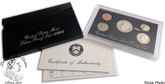United States: 1994 Silver Proof Coin Set