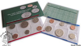 United States: 1993 Uncirculated Mint Coin Set