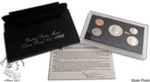 United States: 1992 Silver Proof Coin Set