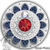 Canada: 2017 $3 Zodiac Aries Silver Coin
