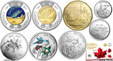Canada: 2017 My Canada, My Inspiration Uncirculated Coin Set