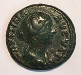 Roman Imperial: Faustina Junior AD 147-175