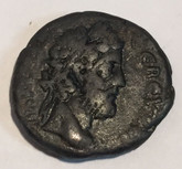 Roman Imperial: Commodus, Year 30, AD 177-192