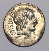 Roman: Mn. Fonteius C.F. (85 BC)