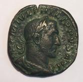 Roman Egypt: Philip I AD 244-249