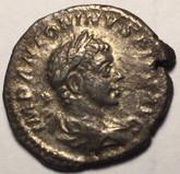 Roman Imperial: Elagabalus, AD 218-222
