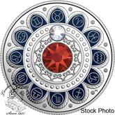 Canada: 2017 $3 Zodiac Taurus Silver Coin