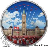 Canada: 2017 $30 Celebrating Canada Day Silver Coin