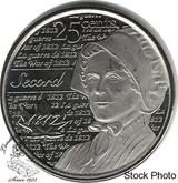 Canada: 2013 25 Cent Laura Secord BU