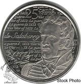 Canada: 2013 25 Cent Salaberry BU