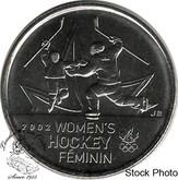 Canada: 2009 25 Cent Women's Hockey BU