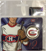 Canada: 2009 50 Cent Montreal Canadiens Centennial Series 2 of 6 Coin