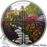 Canada: 2017 $30 Gate to Enchanted Garden - 2 oz. Pure Silver Coin