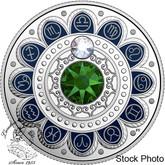 Canada: 2017 $3 Zodiac Series: Libra Silver Coin