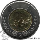 Canada: 2016 $2 BU