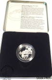 Canada: 1998 50 Cent Gilles Villeneuve Victory, F1 Auto Racing Sterling Silver Coin