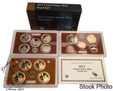 United States: 2012 Mint Proof Coin Set