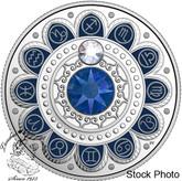 Canada: 2017 $3 Zodiac Sagittarius Silver Coin