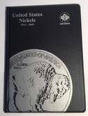 United States: 1913-1949 Nickels Uni-Safe Coin Folder