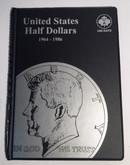 United States: 1964-1986 Half Dollars Uni-Safe Coin Folder