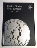 United States: 1943-1963 Half Dollars Uni-Safe Coin Folder