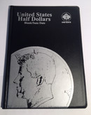 United States: Blank Half Dollars Uni-Safe Coin Folder