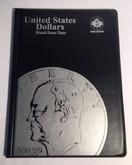 United States: Blank Dollars Uni-Safe Coin Folder
