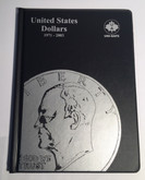 United States: 1971-2003 Dollars Uni-Safe Coin Folder