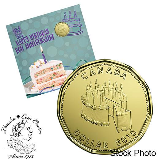 Canada 2018 Birthday Gift Coin Set
