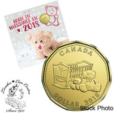 Canada: 2018 Born in 2018 Baby Gift Coin Set