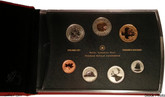 Canada: 2012 Specimen Coin Set - 25th Anniversary of the Loonie