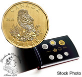 Canada: 2018 Specimen Coin Set with Burrowing Owl Loonie