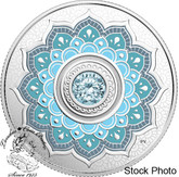 Canada: 2018 $5 Birthstones: March Fine Silver Coin