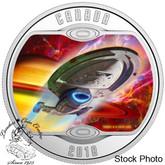 Canada: 2018 $10 Star Trek: Voyager Fine Silver Coin
