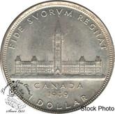 Canada: 1939 $1 2xHP MS63
