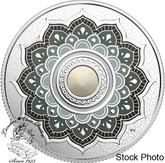 Canada: 2018 $5 Birthstones: June Fine Silver Coin