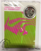 Canada: 2008 25 Cent Vancouver Olympics Freestyle Skiing Sport Card with Coin
