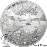Canada: 2013 $3 Martin Short Presents Canada Pure Silver Coin