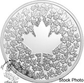 Canada: 2013 $3 Maple Leaf Impression Pure Silver Coin