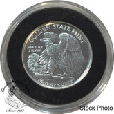 Golden State Mint 1/10th Oz Pure Silver Rounds Liberty with Eagle