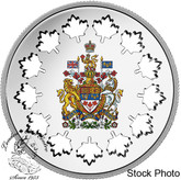 Canada: 2018 $30 Evolving a Nation Pure Silver Coin