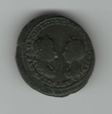 Roman Imperial: Elagabalus + Julia Maesa 218AD-222AD