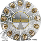 Canada: 2018 $20 & $50 Puzzle Coin Set Connecting Canadian History (1866-1916) Fine Silver Coins